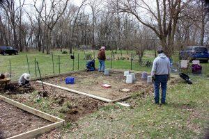 aukiki historical native and medicine gardens in Kouts Indiana Kankakee
