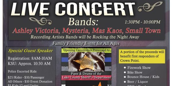 veterans of valor live concert crown point indiana