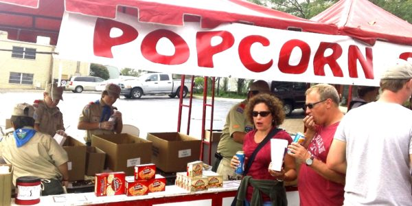 Popcorn Popcorn popcorn