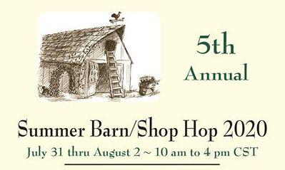 Summer barn shop hop laporte indiana 1