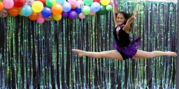 Hammond Indiana Michelles Dance Group Competes Virtually in Chicago