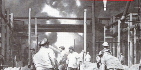 Standard oil fire Torch Cover 1955 scaled e1598380919530