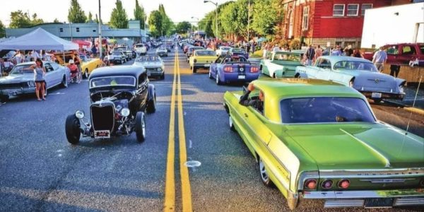 griffith indiana car cruise festivals and events