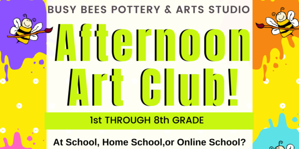 busy bees afternoon art club e1598988443754