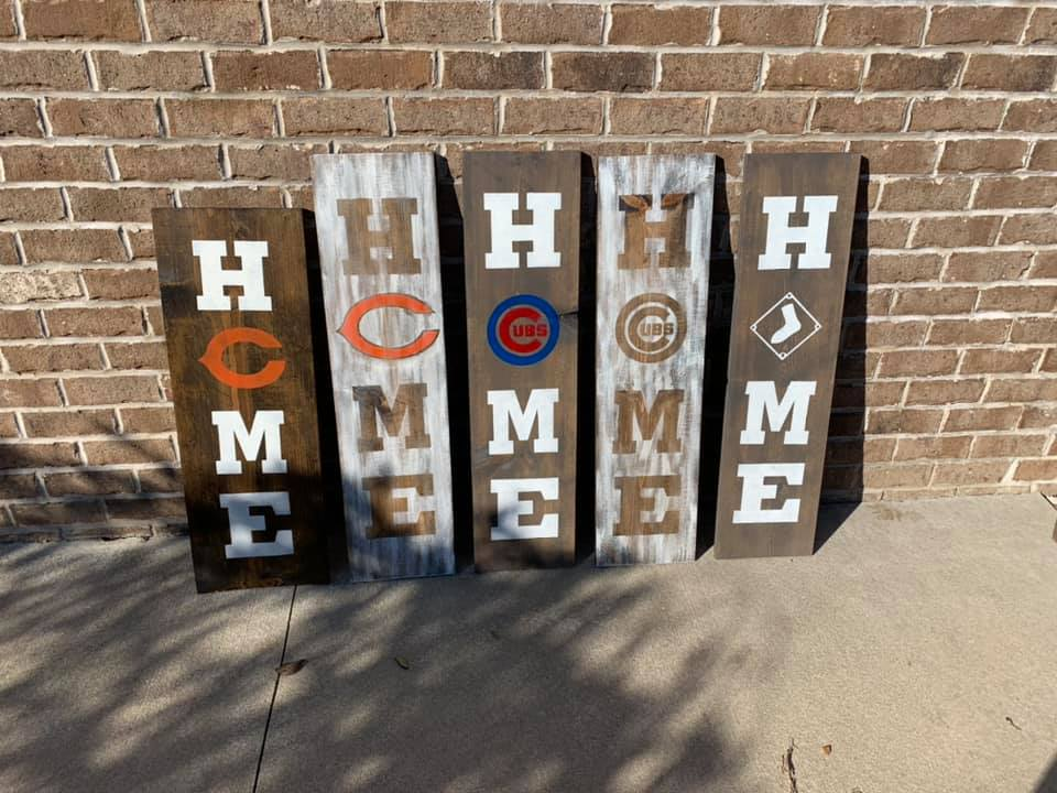 empty nest home boards
