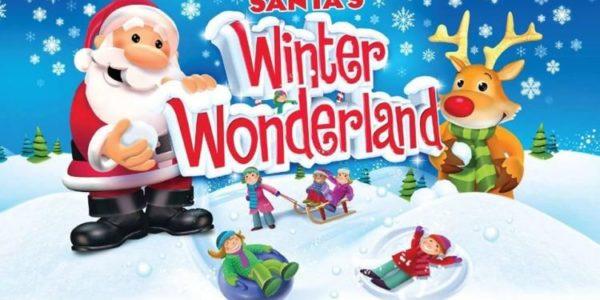 Santas winter wonderland schererville indiana