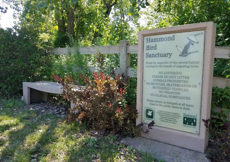 hammond indiana bird sanctuary