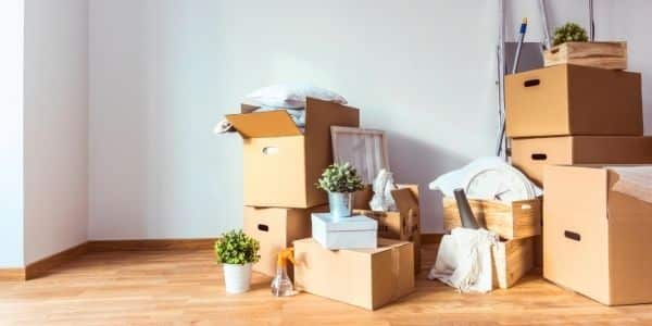 what to expect when moving for the first time