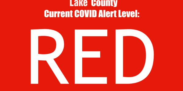 lake county indiana is code red covid19