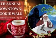 downtown laporte cookie walk christmas