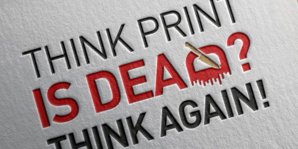 print is not dead