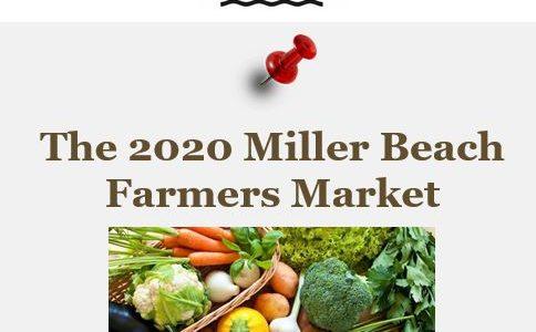 Modified Miller Beach Farmers Market still open