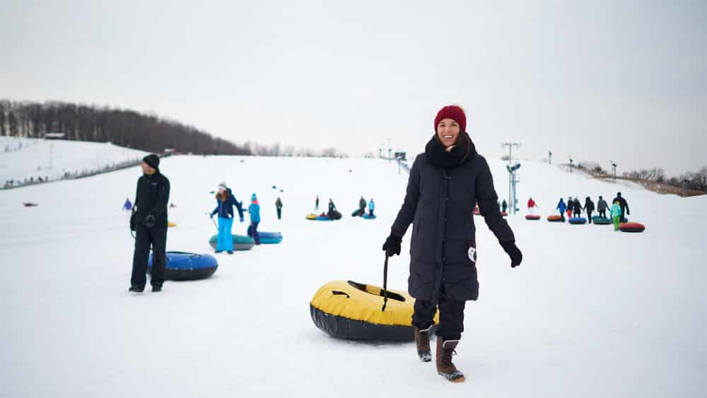 best practices for winter recreation
