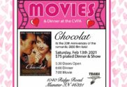 dinner and a movie munster indiana chocolat valentines