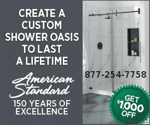 AMerican Standard baths