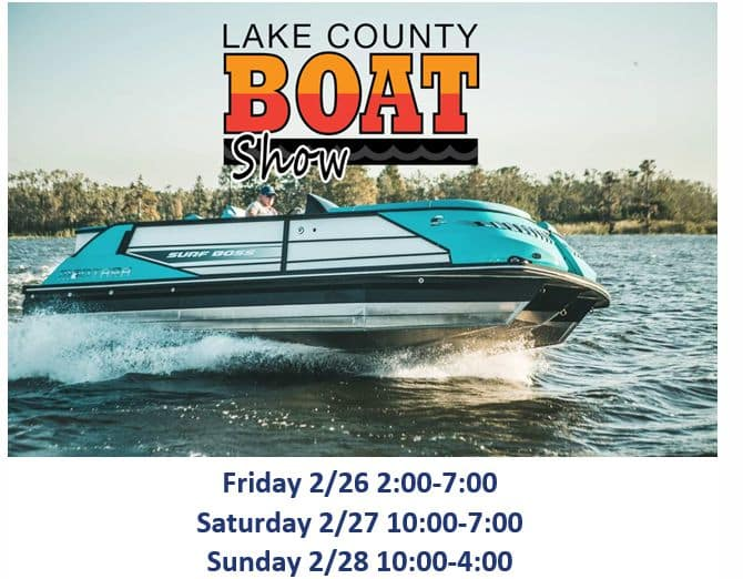 Lake County Boat Show Crown point Indiana 2021