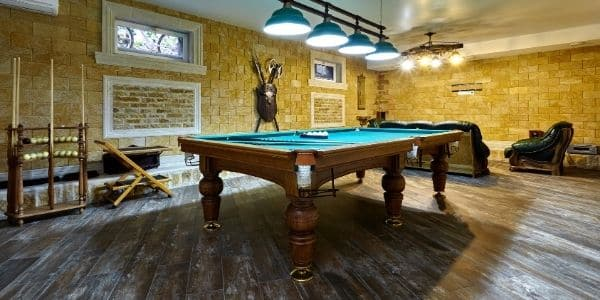 Tips To Convert Your Basement Into a Rec Room