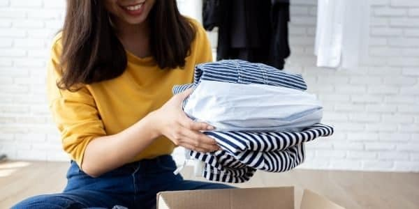 The Best Ways To Get Rid of Your Clothing