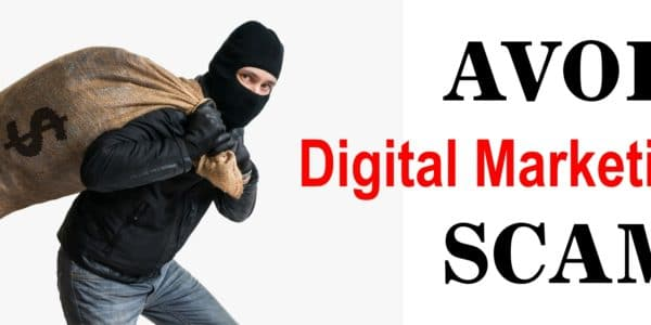 avoid getting ripped of by marketing scammers digital marketing social media