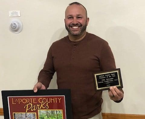laporte county parks volunteer of the year indiana laportecountylife rotated e1615395394449