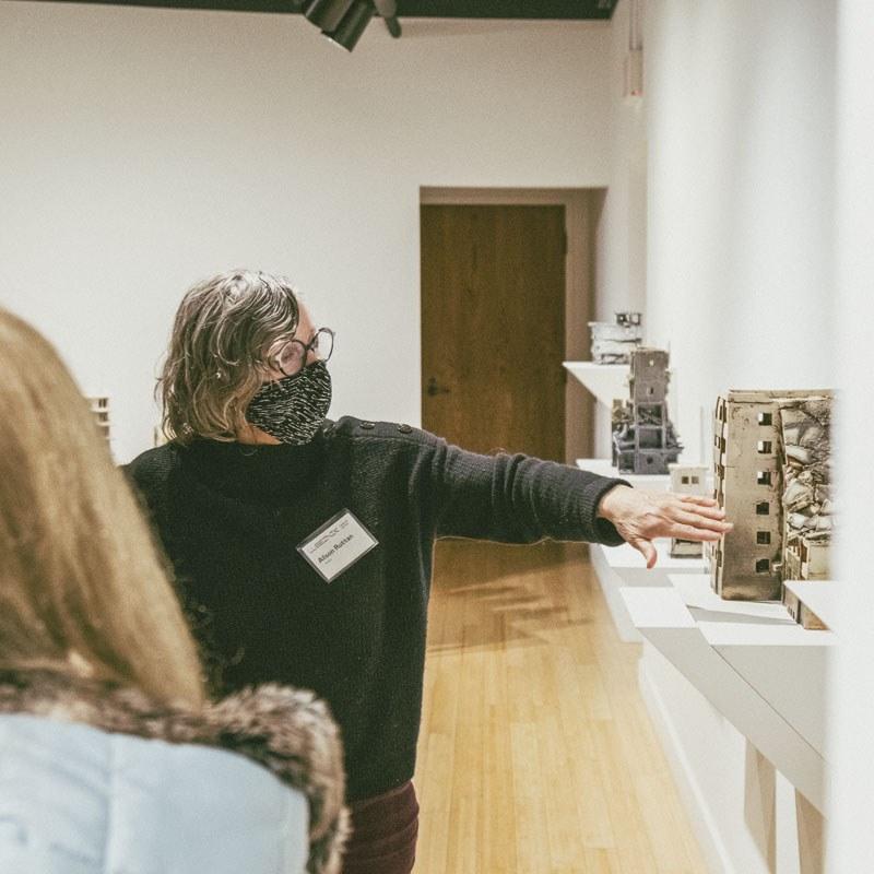 leeds raises money for lubeznik arts michigan city indiana