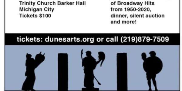 dunes throught the decades dunes arts foundation theatre michign city laportecountylife