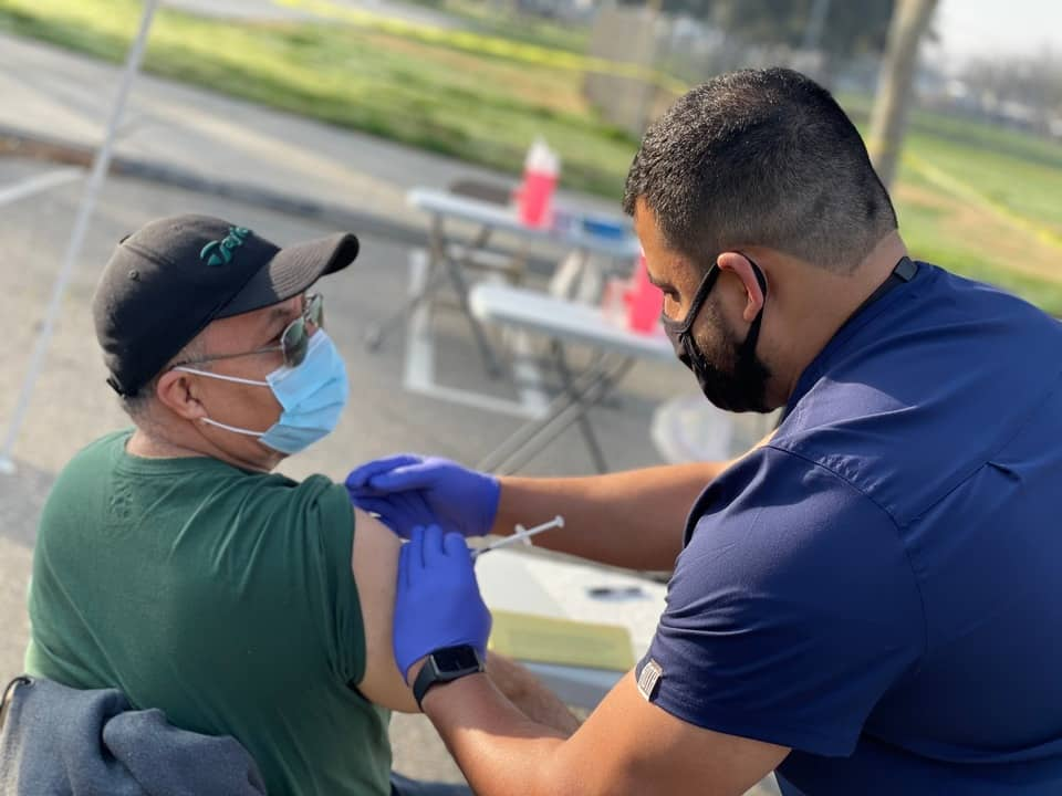 east chicago mobile vaccinations indiana