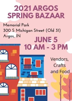 small 2021 Argos Spring Bazaar