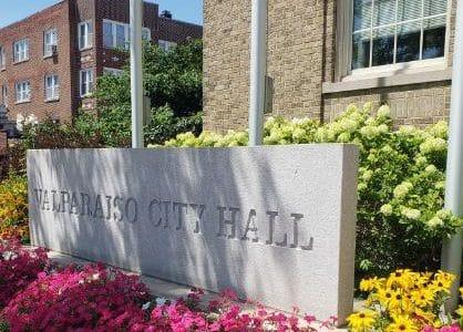 valparaiso indiana city hall mayors office extends covid restrictions