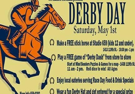 whiting indiana derby day downtown fun mindbenders puzzles