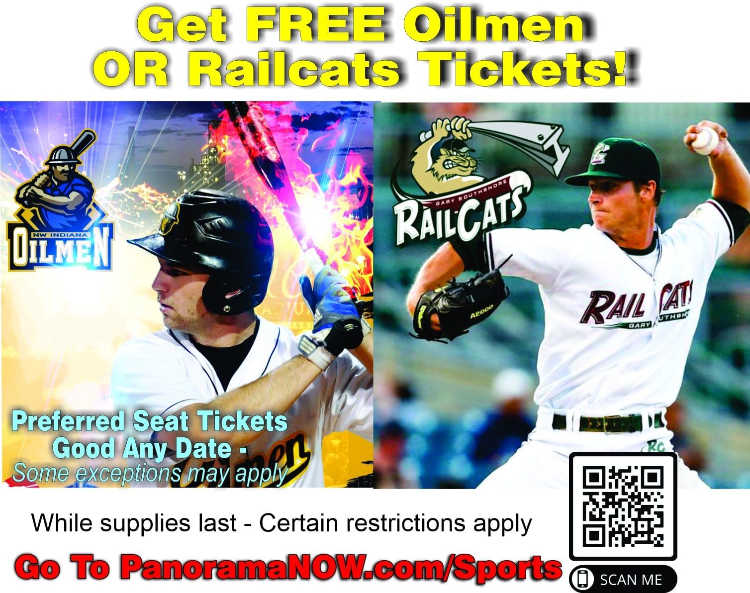 baseball free tickets both teams