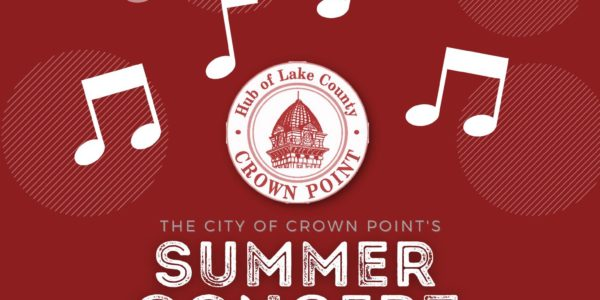 crown point indiana summer concert series nwindianalife