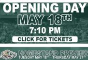 gary southshore railcats opening weekend 2021