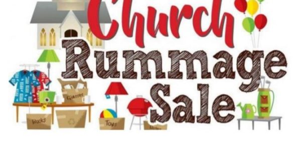 griffith lutheran chruch annual rummage sale 2021 e1620667950423