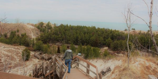 Diana of the Dunes dare indiana dunes hiking trail