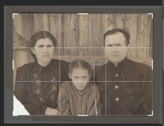 how to repair old photos with Photoshop Restoration C e1622655399464