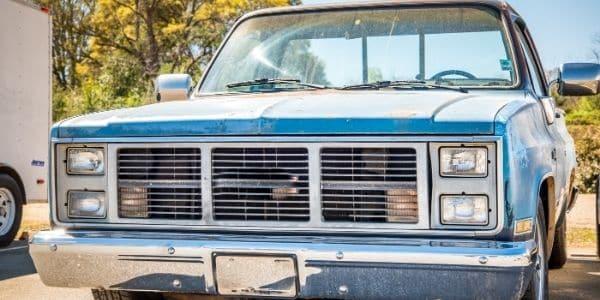 truck used automobiles restoration