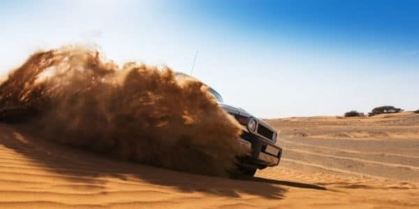 Most Valuable Tips for off-Roading in the Sand