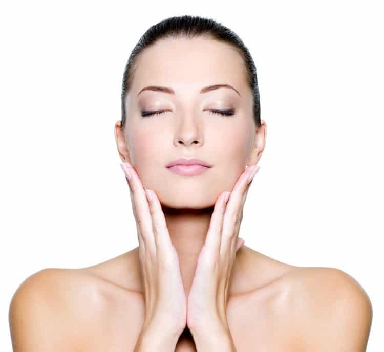 varicose veins beauty face woman